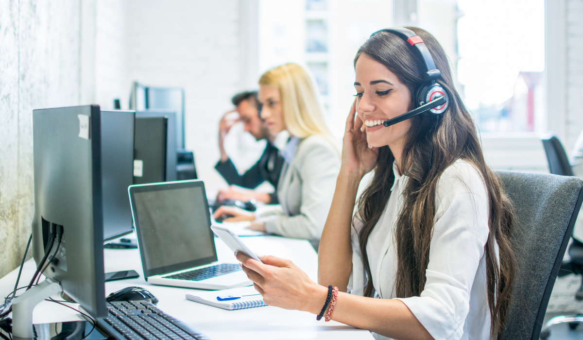 CRM customer support