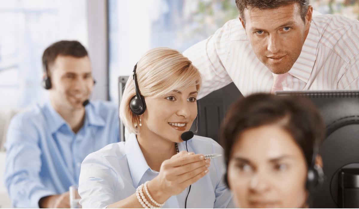 customer service leaders