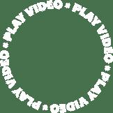 Play video circle text