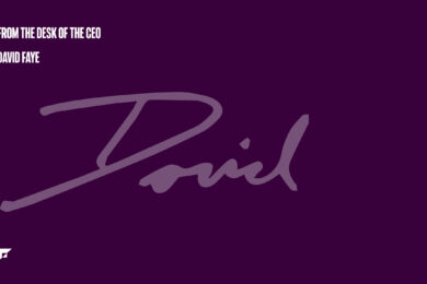 David Faye signature