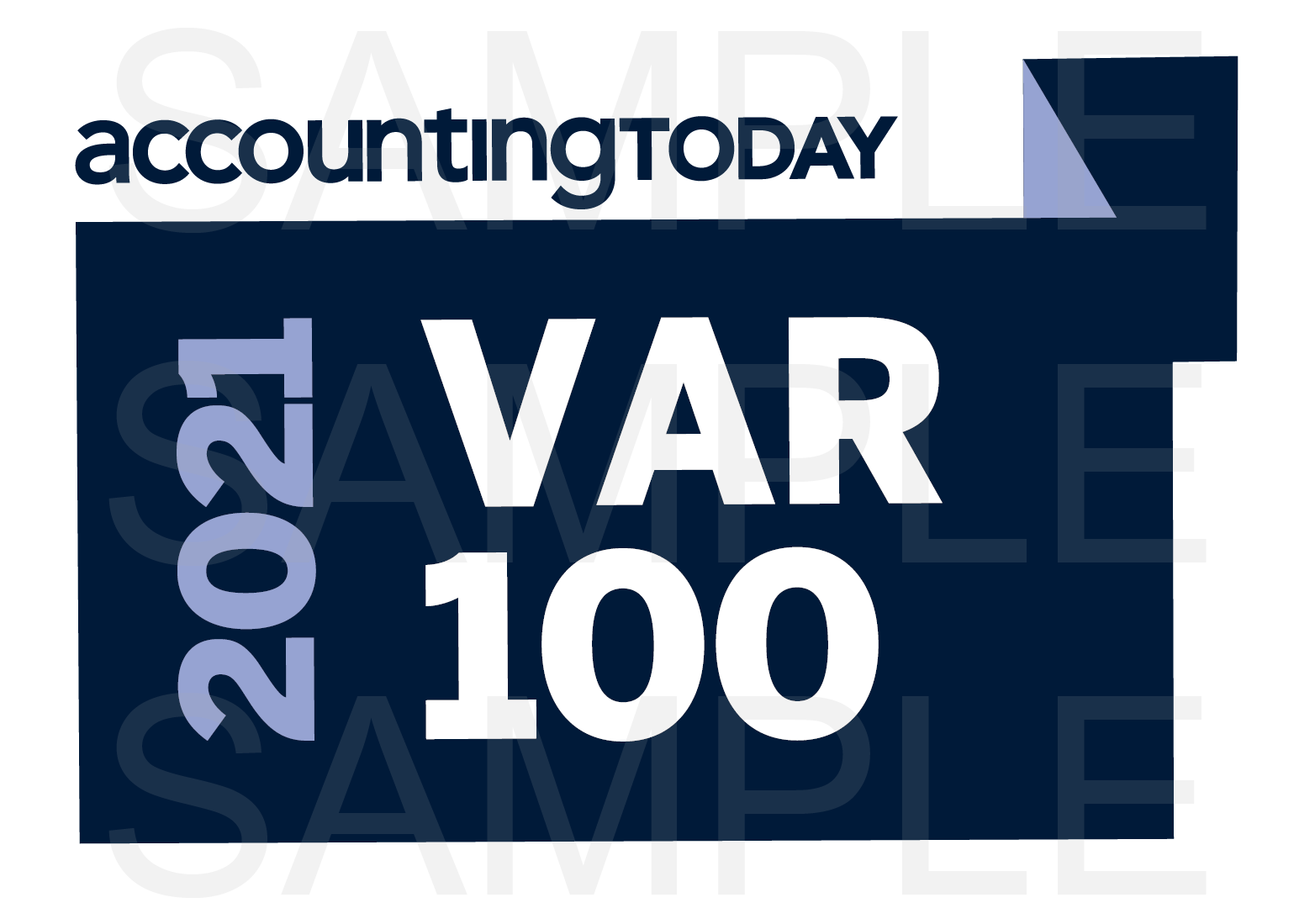 Accounting Today Var 100 2021 award